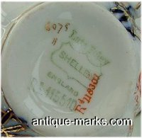 Shelley - Antique China, Antique Dinnerware, Vintage China