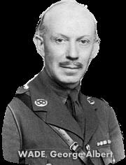 Col .George Albert Wade of Wade Potteries