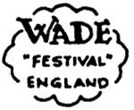 Wade FESTIVAL Mark c1953