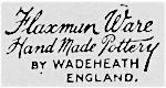 Wade Heath Flaxman Marks 1936
