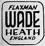 Wade Heath Marks on Flaxman pottery c1939