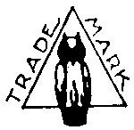 Wade Trade Mark with Owl c1947