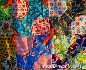 Antique Quilts - The Cover