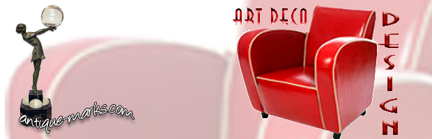 Art Deco Antiques & the beauty of Art Deco Design