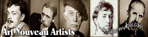 Art Nouveau Artists & Designers