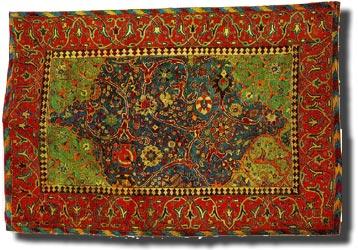 antique marks glossary - ottoman carpets