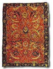Shah abbassi carpet