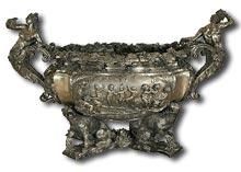 antique marks - charles frederick kandler silver bowl