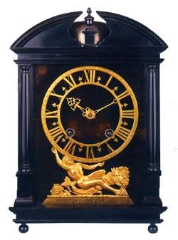 Bracket Clocks Dutch Haags klokje c1690