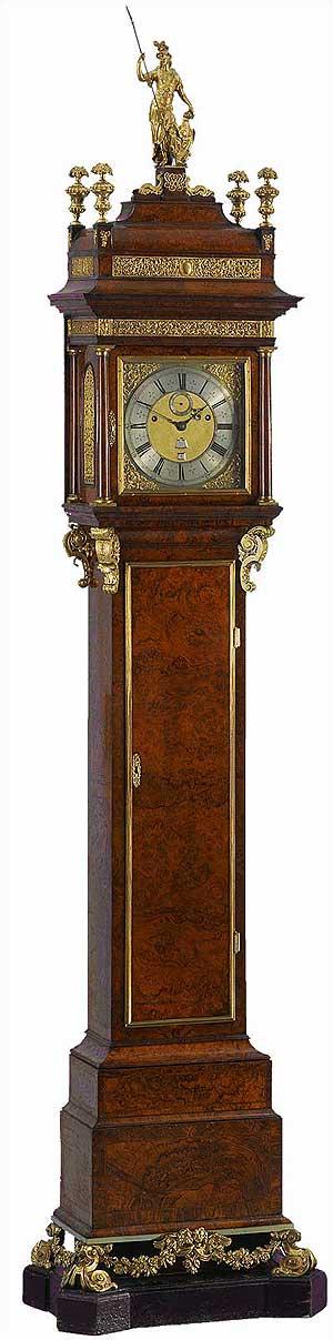 Antique Tompion Longcase Clock