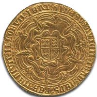 Edward VI Sovereign Coin