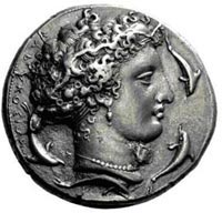 Ancient Greek Decadrachm