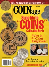 COIN and COINage Magazines