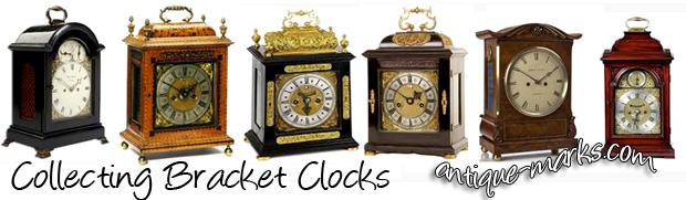 Collecting Antique Bracket Clocks