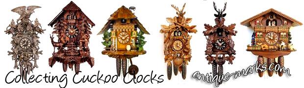 Collecting Antique Cuckoo Clocks