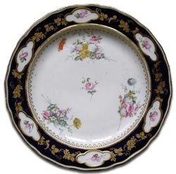 Chelsea-Derby Cabinet Plate