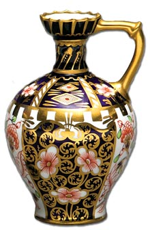 Royal Crown Derby Imari Ewer