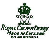 Royal Crown Derby Mark - 1940 to 1945