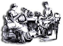 The Barlow Sisters - Royal Doulton Artists