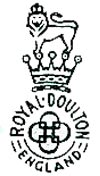 Royal Doulton marks 1902-56-2