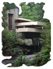 Frank Lloyd Wright art deco architecture