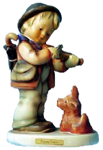 Hummel Figurine Puppy Love