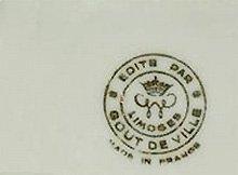 Limoges Gout de Ville mark