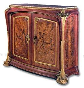 Louis Marjorelle Cabinet