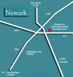 antique fairs - Newark