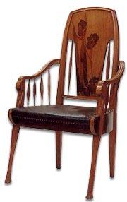 Louis Majorelle chair