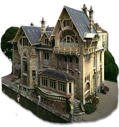 louis marjorelle and villa marjorelle