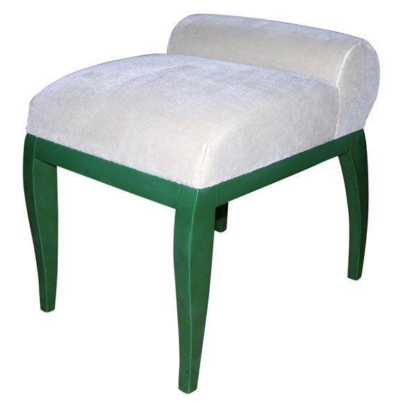 art deco paul frankl stool