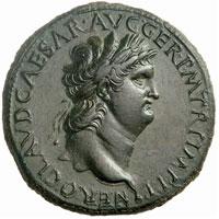 Roman Empire Sestertius