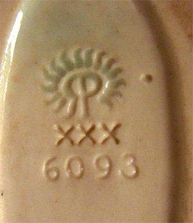 Rookwood Pottery Mark - c1930