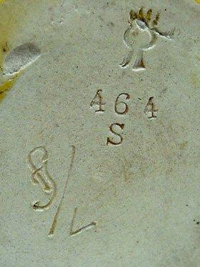Early Rookwood Pottery Mark - c1890