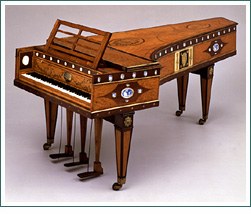 Sheraton Broadwood Piano