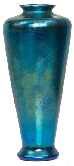 Antique Blue Glass Vases | Beso.com