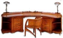 antique terms glossary  - van de velde desk