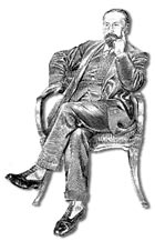 Victor Horta - art nouveau artist and designer