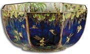 wedgwood fairyland lustre bowl by daisy makeig jones