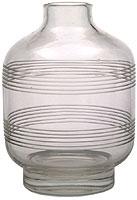 Whitefriars bottle shaped vase