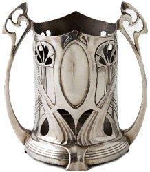 WMF Art Nouveau Pewter Stand