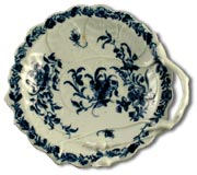 antique marks glossary - worcester blind earl dish
