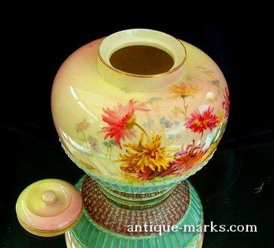 Antiques Collection - Worcester Prismatic Enamels