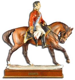 Worcester Wellington Figure