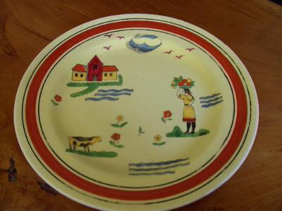 Minton Plate c1930