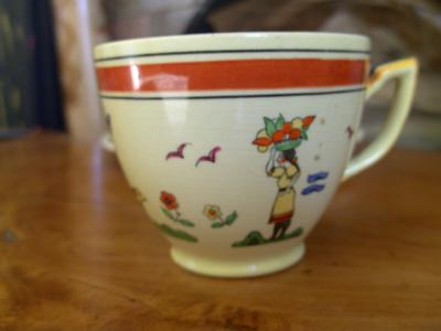 Minton Teacup c1930
