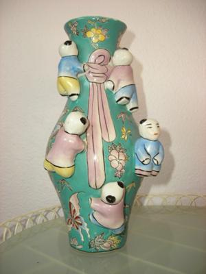Qianlong Dynasty Good Luck Vase