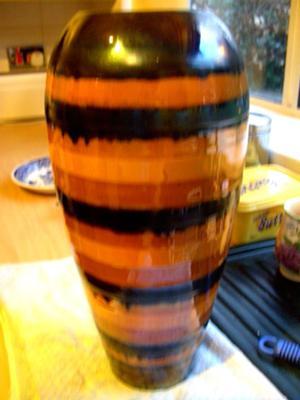 Rare and Unique Moorcroft Vase