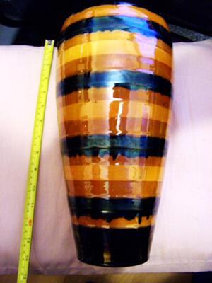 Measured Size of Moorcroft Vase